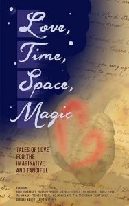 Love, Time, Space, Magic book cover