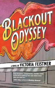The cover of Blackout Odyssey